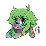 1:1 aries_(beabea_arts) beabea_arts_(artist) female fur hair lagomorph leporid mammal rabbit stitch_(sewing)