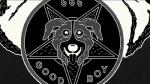 666 animated blood canine color creepy cub cute death demon dog evil happiness mammal nightmare_fuel nonsexual pentagram pickles satanic young   Rating: Safe  Score: -4  User: HeavenilyApple  Date: April 20, 2014