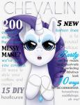 absurd_res blue_eyes english_text equine female feral friendship_is_magic hair hi_res horn looking_at_viewer mammal my_little_pony open_mouth purple_hair rarity_(mlp) solo steffy-beff text unicorn  Rating: Safe Score: 6 User: Robinebra Date: September 27, 2013