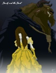 beast_(disney) belle creepy disney duo female human jeffrey_thomas male mammal noose twisted unknown_species  Rating: Safe Score: 6 User: slyroon Date: April 29, 2013