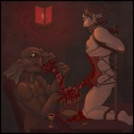 bdsm blood bound brand candle disembowelment draug gore grotesque_death guts hard_vore human intestines messy monster needle nightmare_fuel slug_(artist) unknown_species vorarephilia vore   Rating: Explicit  Score: 0  User: Wulfeh  Date: November 25, 2011
