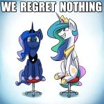 2015 animated anticularpony cartoon duo english_text equine female feral friendship_is_magic horn mammal my_little_pony princess_celestia_(mlp) princess_luna_(mlp) spinning text winged_unicorn wings   Rating: Safe  Score: 32  User: Robinebra  Date: March 15, 2015