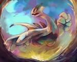ambiguous_gender avian feral flying legendary_pokémon lugia nintendo outside pokémon salanchu solo video_games  Rating: Safe Score: 3 User: slyroon Date: December 16, 2014