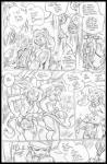 animal_genitalia animal_penis anthro anus backsack balls black_and_white butt comic dialogue donkey english_text equine equine_penis erection hi_res human magic_user male mamabliss mammal messy monochrome nude penis precum text  Rating: Explicit Score: 8 User: Pasiphaë Date: January 13, 2016