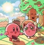 apple blush duo female fruit hat jigglypuff kirby kirby_(series) male nintendo not_furry pokémon video_games whispy_woods  Rating: Safe Score: 5 User: Juni221 Date: June 27, 2015