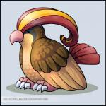 ambiguous_gender avian beak bird chibi cute feathers lightconcorde nintendo pidgeot plain_background pokémon solo standing talons video_games wings   Rating: Safe  Score: 3  User: UNBERIEVABRE!  Date: July 08, 2014