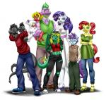 2015 anthro brothers cat cute daughter dragon equine fan_character father father_and_daughter father_and_son feline female feral friendship_is_magic group high_heels horn husband_and_wife hybrid male mammal mother mother_and_daughter mother_and_son multi_head multi_limb my_little_pony parent pia-sama rarity_(mlp) scalie sibling sisters son spike_(mlp) unicorn wings  Rating: Safe Score: 11 User: Robinebra Date: July 17, 2015