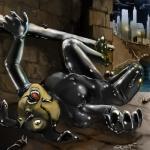 "assimilation croft encasement lagomorph mammal rabbit rickybunny rubber sewer slugs solo symbiote transformation  Rating: Questionable Score: -1 User: tartcore Date: July 07, 2015"""