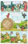 applejack_(mlp) barrel big_macintosh_(mlp) canine comic day digital_media_(artwork) dog donkey earth_pony equine eschaton fan_character female feral flower forest friendship_is_magic fur grass group halcyon_(character) hi_res horn horse inside mammal morning my_little_pony nurse_redheart_(mlp) open_mouth outside patreon plant pony red_fur sauerkraut semaphore sleeping smudge_proof thunderlane_(mlp) translucent_body tree tulpa yawn young  Rating: Safe Score: 5 User: Smudge_Proof Date: January 17, 2016