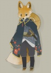 anthro canine clothing fox hat male mammal s1120411 solo sword weapon   Rating: Safe  Score: 0  User: rehcse  Date: May 24, 2015
