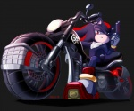 anthro black_nose clothing detailed footwear gloves gun handgun hedgehog male mammal motorcycle ranged_weapon red_eyes shadow_the_hedgehog signature simple_background solo sonic_(series) unknown_artist video_games weapon  Rating: Safe Score: 3 User: Cαnε751 Date: June 03, 2015
