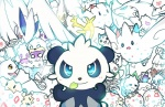 abomasnow ambiguous_gender arceus avian bear bird candle cascoon dessert dewgong eel egg feral fish food froslass geegeet ghost group ice_cream large_group legendary_pokémon light_theme litwick looking_at_viewer lugia mammal marine nintendo pachirisu pancham panda pinniped pokémon pokémon_(species) reshiram seagull seel silcoon snover spirit swanna togekiss togepi togetic tynamo vanillite vanilluxe video_games wingull