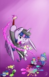 2015 bucket clothing dragon equine female friendship_is_magic horn mammal my_little_pony one_eye_closed paint phuocthiencreation solo spike_(mlp) twilight_sparkle_(mlp) winged_unicorn wings wink  Rating: Safe Score: 4 User: 2DUK Date: November 14, 2015