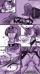 apple_pie ask_blog clothing comic dream_luna equine female food friendship_is_magic horn horse lumineko luna mammal my_little_pony panties pie pony princess_luna_(mlp) pussy_juice underwear winged_unicorn wings  Rating: Explicit Score: 12 User: lumineko Date: August 14, 2015