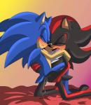 anal angelofhapiness anthro blush cum duo eyes_closed hand_on_butt hi_res kneeling male male/male mastery_position sex shadow_the_hedgehog sonic_(series) sonic_the_hedgehog  Rating: Explicit Score: 6 User: zqyva Date: March 02, 2016