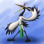 avian bird clothing crane kung_fu_panda loincloth male master_crane pose solo whereiam   Rating: Safe  Score: 5  User: gl  Date: June 23, 2014