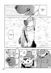 anthro bear beard clothing comic duo ena_(kumagaya) english_text eyewear facial_hair glasses greyscale hyena kumagaya_shin male male/male mammal manga monochrome overweight text tom_(kumagaya)  Rating: Safe Score: 0 User: pepito34226 Date: May 02, 2016