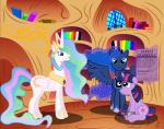 arrested equine friendship_is_magic group m0rshu64 mammal my_little_pony princess_celestia_(mlp) princess_luna_(mlp) twilight_sparkle_(mlp)  Rating: Safe Score: -8 User: SpellboundCanvas Date: June 09, 2015""