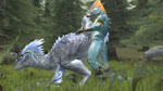 16:9 3d_(artwork) all_fours animated anthro anthro_on_feral ark_survival_evolved bestiality blue_(jurassic_world) bodily_fluids cloacal cloacal_penetration cum cum_in_cloaca cum_inside digital_media_(artwork) dinosaur doggystyle dromaeosaurid duo fang-and-fantasy female female_penetrated feral forest from_behind_position genital_fluids genitals happy happy_sex huge_filesize jurassic_park jurassic_world lizard lizardman_(warhammer_fantasy) long_playtime male male/female male_on_feral male_penetrating male_penetrating_female no_sound orgasm outside penetration penis reptile scalie sex skink skink_(warhammer_fantasy) theropod total_war:_warhammer tree universal_studios vaginal warhammer_(franchise) warhammer_fantasy webm widescreen