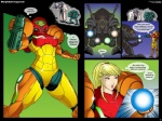 blonde_hair comic female hair human jacques00 metroid morphball_acquired power_armor samus_aran   Rating: Safe  Score: 0  User: therabbidwanker  Date: July 06, 2012
