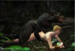 2013 3d anthro canine duo erection female human human_on_anthro interspecies male male/female mammal penetration penis sex vaginal vaginal_penetration were werewolf xenozoophilia  Rating: Explicit Score: 2 User: furmann Date: July 23, 2013