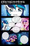 2015 changeling comic cute duo english_text equine female feral friendship_is_magic horn male mammal my_little_pony princess_cadance_(mlp) queen_chrysalis_(mlp) shining_armor_(mlp) text unicorn vavacung winged_unicorn wings  Rating: Safe Score: 9 User: Robinebra Date: November 27, 2015