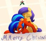 2015 ahegao ass_up blue_eyes christmas cunnilingus cutie_mark duo equine eyes_closed fan_character female female/female feral fucked_silly hair hand_on_butt holidays holly_(plant) mammal mcsweezy multicolored_hair my_little_pony oral pegasus plant purple_hair raised_tail sex simple_background text tongue tongue_out two_tone_hair vaginal wings  Rating: Explicit Score: 21 User: Egekilde Date: December 27, 2015