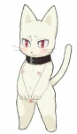 animal_crossing anthro blanca_(animal_crossing) breasts cat crossgender feline female kemonon mammal nintendo nipples pose solo video_games  Rating: Explicit Score: 0 User: Kitsu~ Date: December 10, 2009