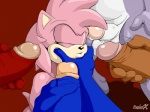 amy_rose anthro aval0nx balls erection eyes_closed female group group_sex hair hedgehog knuckles_the_echidna male mammal masturbation penis pink_hair sega sex sonic_(series) sonic_the_hedgehog straight   Rating: Explicit  Score: 4  User: Robinebra  Date: January 11, 2013