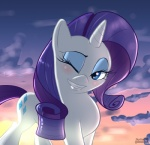 2012 blue_eyes blush cute cutie_mark equine female feral friendship_is_magic hair hi_res horn looking_at_viewer mammal my_little_pony one_eye_closed purple_hair rarity_(mlp) skyline19 smile solo unicorn wink  Rating: Safe Score: 6 User: Robinebra Date: July 23, 2013