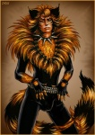 bandanna belt bulge candra cat cats_(musical) claws clothing collar feline fingerless_gloves gloves looking_at_viewer male mammal rum_tum_tugger solo yellow_eyes  Rating: Safe Score: 0 User: Hellacious Date: October 08, 2010