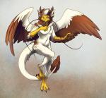 anthro avian beak bird breasts dragon eastern_dragon egyptian_vulture eva_(ozawk) feathers female hybrid pac solo vultureRating: QuestionableScore: 4User: Non-SpreadableButterDate: December 14, 2017