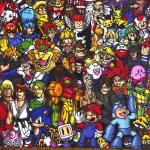 amphibian animal_crossing arm_cannon armor belt blonde_hair boo_(mario) bowser bowser_jr. boxing_gloves captain_falcon clothing crown devil_horns donatello_(tmnt) donkey_kong_(character) donkey_kong_(series) earthworm_jim electrode eyes_closed f-zero facial_hair falco_lombardi feathered_wings feathers flower fox_mccloud gloves goomba grin group gun hair handgun headwear helmet human jigglypuff k.k._slider ken kirby kirby_(series) koopa koopa_troopa link looking_at_viewer luigi mammal mario mario_bros mega_man_(character) mega_man_(series) melee_weapon metroid mustache nintendo open_mouth pichu pistol plant pokémon princess_peach punch_out ranged_weapon red_hair ridley ryu samus_aran scales scalie scarf smile sonic_(series) sonic_the_hedgehog squirtle star_fox street_fighter suspenders sword teenage_mutant_ninja_turtles teeth the_legend_of_zelda toad toad_(mario) undead video_games waluigi weapon wings wobbuffet yoshi yoshi_egg zombie  Rating: Safe Score: -1 User: LuigiXD Date: May 16, 2015""