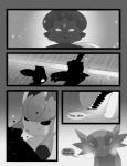 blizzard comic death dialogue eeveelution english_text feral freeze glaceon male nintendo pokémon salamence tderek99 text video_games weavile   Rating: Safe  Score: 8  User: devink32  Date: August 19, 2013