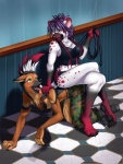 anthro big_breasts breasts canine domination duo female female_domination hyena leather male male/female mammal petplay pinkuh puppyplay riding roleplay whip  Rating: Questionable Score: 7 User: Arron_Fokz Date: April 27, 2016