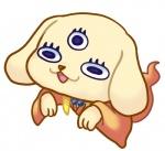 canine dog espy_(yo-kai_watch) female mammal multiple_eyes solo tory yo-kai_watch  Rating: Safe Score: 3 User: CHD Date: November 28, 2015