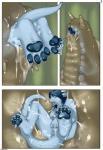 anthro anus claws comic dragon duo female fingering fur furred_dragon gastropod hindpaw internal masturbation micro mucus neden nude oral_vore pawpads paws post_vore pussy scalie sera slug soft_vore spread_legs spreading swallowing vore   Rating: Explicit  Score: 15  User: Raiza  Date: September 24, 2014