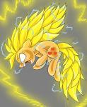 2014 angry applejack_(mlp) crossover dragon_ball dragon_ball_z earth_pony equine female feral friendship_is_magic horse mammal mickeymonster my_little_pony pony solo super_saiyan  Rating: Safe Score: 13 User: Robinebra Date: August 29, 2014
