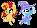 2015 alpha_channel cute duo equestria_girls equine female feral friendship_is_magic horn mammal my_little_pony smile stepandy sunset_shimmer_(eg) trixie_(mlp) unicorn   Rating: Safe  Score: 8  User: Robinebra  Date: March 12, 2015