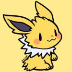 ambiguous_gender cub cute eeveelution feral huiro jolteon nintendo pokémon solo video_games young  Rating: Safe Score: 12 User: JGG3 Date: June 26, 2015