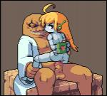 animated anthro ballos bound breasts butt cave_story clothing cum cum_inside curly_brace duo female forced grin hair kyrieru long_hair machine male male/female not_furry open_mouth penetration penis pussy rape robot sex simple_background teeth vaginal vaginal_penetration video_games  Rating: Explicit Score: 9 User: Anonymous_Mode Date: May 05, 2016