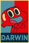 cartoon_network crossed_arms darwin_watterson english_text fish goldfish looking_at_viewer marine name open_mouth osopod2 shiny step_son text the_amazing_world_of_gumball young