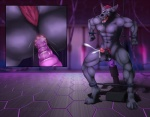 """2013 abs anal anal_insertion anal_masturbation anal_penetration anthro anus balls bdsm biceps black_fur black_nipples black_nose black_penis bondage bound butt canine chest_tuft claws close-up crouching cum cum_while_penetrated cumshot dildo dildo_sitting drooling epic_soul erection fangs fur gag green_eyes grey_fur hair hands-free humanoid_penis insertion lube male mammal masturbation muscles nipples nude open_mouth orgasm paws pecs penetration penis pubes red_hair saliva saliva_string sex_toy shackles sheath solo spread_legs spreading standing teeth toe_claws toned tongue tuft vein wolf  Rating: Explicit Score: 8 User: Epic_Soul Date: May 18, 2013"""""""