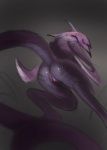 abstract_background alien anus butt claws evolve female low-angle_shot purple_skin pussy raised_tail rear_view shiny smile solo tentacles wraith   Rating: Explicit  Score: 22  User: Queen_Sectonia  Date: February 16, 2015