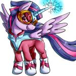 2013 boots cape clothing equine eyewear female friendship_is_magic goggles green_eyes hair horn horse mammal mask masked_matter-horn_(mlp) my_little_pony plain_background pony power_ponies_(mlp) purple_hair smile solo standing superhero twilight_sparkle_(mlp) two_tone_hair white_background winged_unicorn wings   Rating: Safe  Score: 6  User: darknessRising  Date: January 05, 2014