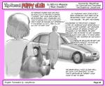 canine car comic dog english_text female great_dane greyscale human leaving male mammal mizuiro_megane monochrome pink_borders plain_background sketch text translated white_background   Rating: Safe  Score: 3  User: Buscami  Date: February 25, 2014