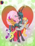 2014 <3 apple_bloom_(mlp) blonde_hair blue_eyes bow changeling derp_eyes derpy_hooves_(mlp) earth_pony equine eyes_closed fan_character fangs female feral fluffle_puff fluffy food friendship_is_magic fur green_eyes green_hair group hair holes horn horse hug jowybean licking mammal muffin my_little_pony pegasus pink_fur pony purple_hair queen_chrysalis_(mlp) saliva scootaloo_(mlp) sharp_teeth sweetie_belle_(mlp) teeth tongue tongue_out two_tone_hair unicorn wings yellow_eyes   Rating: Safe  Score: 6  User: 2DUK  Date: July 15, 2014