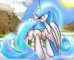 2015 butt equine female feral friendship_is_magic horn madacon mammal my_little_pony princess_celestia_(mlp) solo winged_unicorn wings   Rating: Safe  Score: 3  User: Robinebra  Date: April 26, 2015