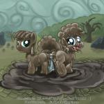 anal cub dildo doubleheaded_dildo female friendship_is_magic lesbian maud_pie_(mlp) mud my_little_pony pinkie_pie_(mlp) rock_farm rocky_(mlp) sex_toy smudge_proof young younger   Rating: Explicit  Score: 1  User: Smudge_Proof  Date: April 19, 2014