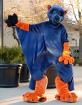 abrahm_photography anthro blue_eyes blue_fur dason digitigrade fur fursuit looking_at_viewer majik male mammal marsupial mustelid orange_fur otter patagia paw_webbing pawpads paws real skyliner solo standing sugar_glider   Rating: Safe  Score: 1  User: Dason  Date: June 01, 2014